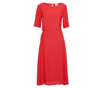 Kleid 'viantonio 2/4 Midi Dress' rot