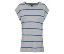 Shirt 'Aurora' blau / grau