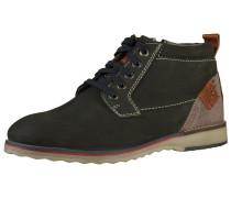 Schuhe nachtblau / braun / taupe