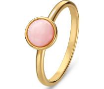 Ring '87566005' gold / rosa