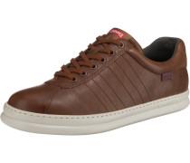 Sneaker 'Run 4' braun