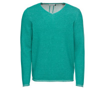 Pullover 'plated Pullover 9gg' türkis