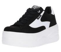 Sneaker 'top' schwarz