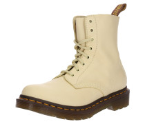 Stiefel '8 Eye Boot Pascal' beige