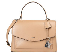Handtasche 'paige-Md TH Satchel-Sutton' beige