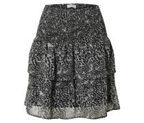 Rock 'pcleon Skirt D2D' schwarz / braun