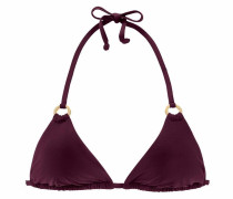 Triangel-Top 'Kati' bordeaux
