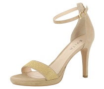 Sandalette 'candida' beige