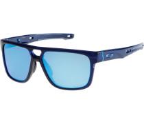 'Crossrange Patch' Sonnenbrille blau