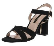 Sandale 'selena' schwarz