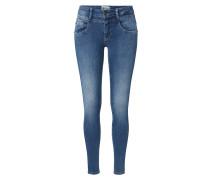 Jeans 'Justina' blau