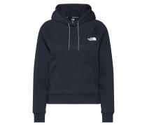 Sweatshirt 'Nse Graphic Po' schwarz