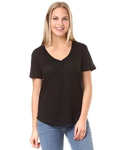'Mix A Lot' T-Shirt schwarz