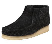 Boots 'Wallabee' schwarz