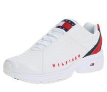 Sneaker dunkelblau / weiß / rot