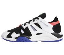 Sneaker blau / schwarz / weiß
