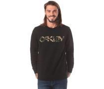 B1B Crew Sweatshirt schwarz