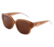 Sonnenbrille 'n21S48C2Sun' hellbraun / orange