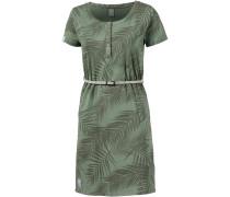 'La Palma' Dress oliv