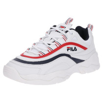 Sneaker 'Ray Low Wmn' navy / rot / weiß