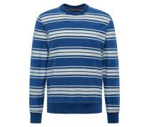 Sweatshirt cyanblau