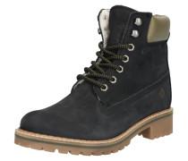 Boots 'aw19-Star' khaki / schwarz