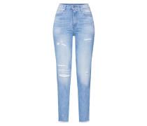 Jeans '3301 Fringe rp High Straight Ankle Wmn'