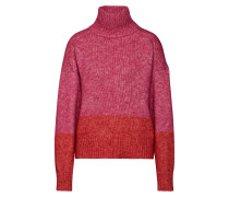 Pullover 'marla' pink / rot