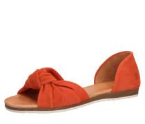Sandale 'Chelsea' orange