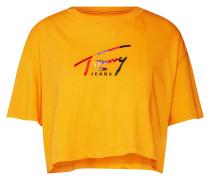 Shirt 'tjw Cropped Tommy Script Tee'