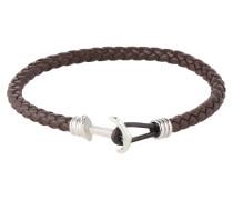 Armband ' Anchor' braun