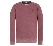 Sweatshirt 'First Blood' pastellrot