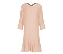 Kleid 'Wanita' mischfarben / pfirsich