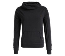 Sweatshirt 'pepine' schwarz