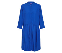 Kleid royalblau