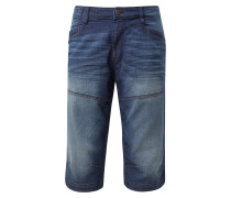 Bermuda Jeans 'max' blue denim