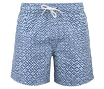 Shorts 'Meo' blau