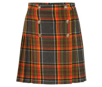 Rock 'pleated Kilt-Type Skirt'