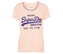 T-Shirt 'vintage Logo Stripe Entry'