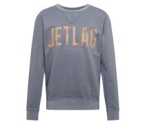 Sweatshirt 'Jetleg Sweatshirt Herr Kules'