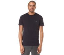 T-Shirt 'Turn Up' navy