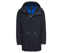 Jacke 'Ams Blauw double layered'
