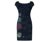 Kleid nachtblau / schwarz