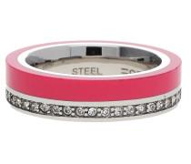 Fingerring Silber/Pink Marin 68 Esrg11565B