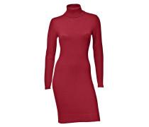 Rolli-Kleid rot
