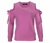 Cold Shoulder Pullover 'celena' lila