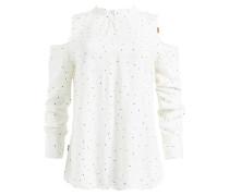 Bluse 'blanche' mischfarben / weiß