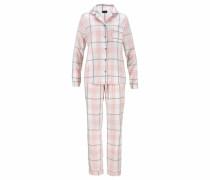 Pyjama ecru / altrosa