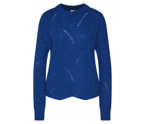 Pullover 'milou' blau