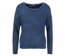 Sweatshirt 'banife' indigo